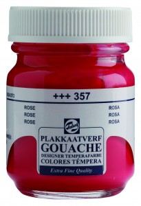 Talens Gouache Słoik 50ml Rose