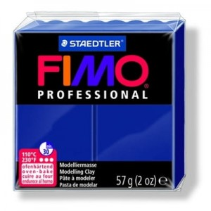 Masa Fimo Professional 85g Navy Blue